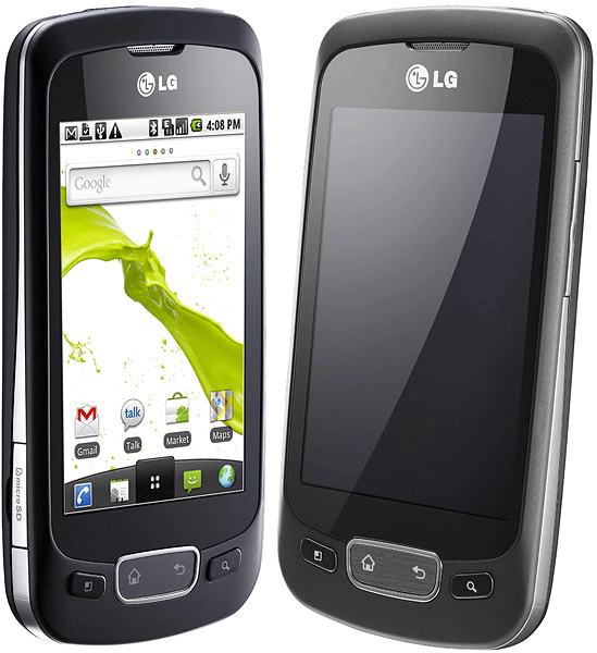 Características del LG Optimus One P500