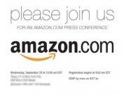 Amazon prepara un evento para presentar su tablet