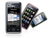 LG llega al millón de móviles táctiles en España